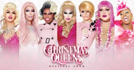 Christmas Queens Tour 2019 Brighton Magazine   Stars From RuPaul's Drag Race Brighten The