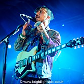 Frank Iero and the Patience at Concorde 2 Brighton 250917