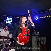 Black Honey at Concorde 2 Brighton 030417