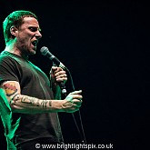 Sleaford Mods at Brighton Dome 041117