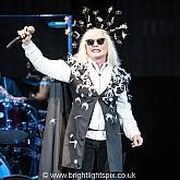 Blondie at Brighton Centre 081117