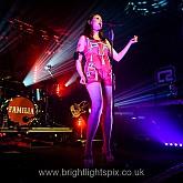 Sophie Ellis-Bextor at Concorde 2 270217