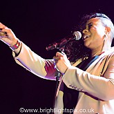 Gabrielle at Brighton Centre 031118