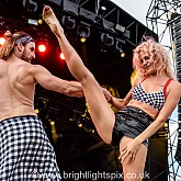 Pixie Lott at Brighton Pride Festival 040818