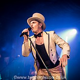 Jake Shears at Concorde 2 Brighton 160818