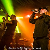 Black Grape at Concorde 2 161118