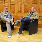 David Quantick and Seymour Stein