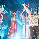 Superorganism at Concorde 2 Brighton 281018