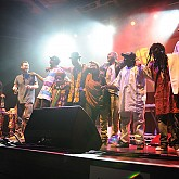 Africa Express Sound System