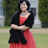 Lily Allen @ Goodwood House